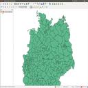 Datensatz Shapefiles der Wahlkreise zur Bundestagswahl Vorschau